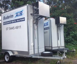 portable mobile cool rooms